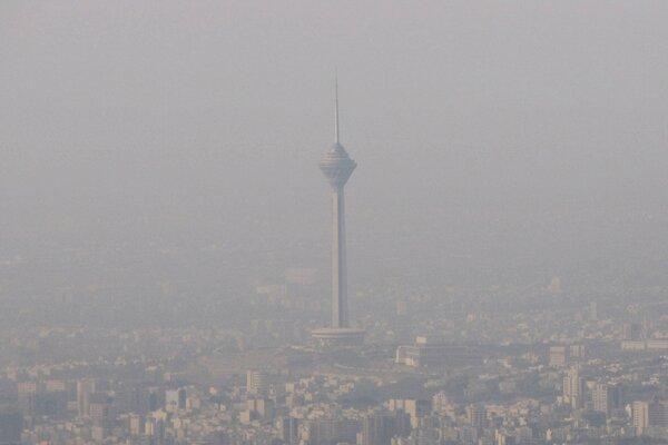 بمب آلودگی هوای تهران کجاست؟