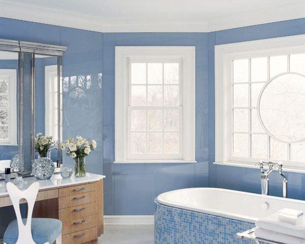 معرفی رنگ مناسب در طراحی حمام