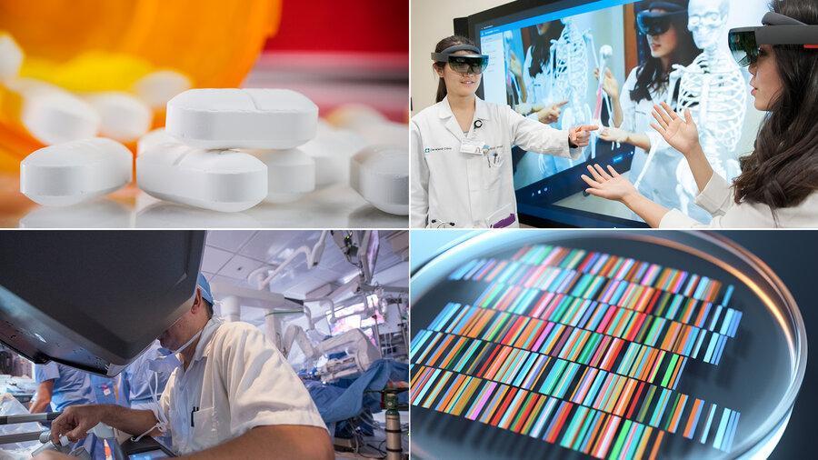 10 پیشرفت فناوری پزشکی در سال 2019 ؛ از واقعیت مجازی تا ویرایش ژن ها