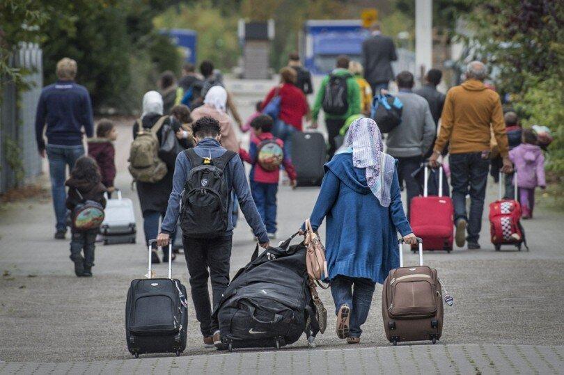 آخرین آمار مهاجرت ایرانی ها ، سهم ایرانی ها از کل پناهجویان دنیا