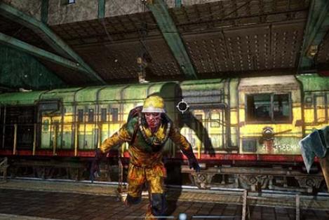 معرفی بازی موبایلی Escape from Chernobyl FPS