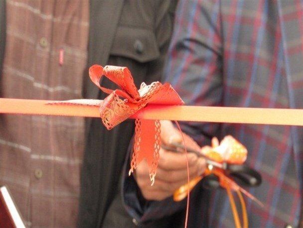 افتتاح و شروع عملیات اجرایی 23 پروژه عمرانی در پلدشت