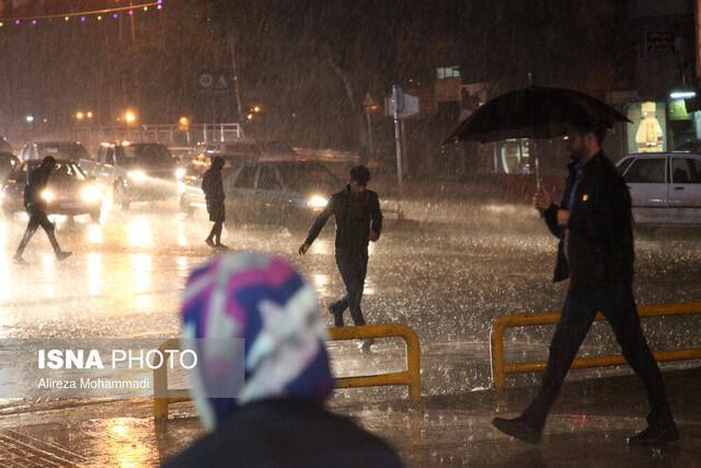 پیش بینی بارش سنگین در حوضه های آبریز خوزستان ، اهواز آماده باشد