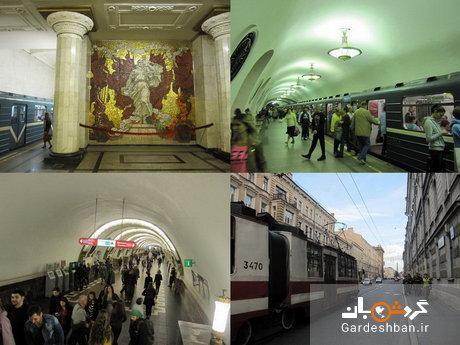 سیزده به در به سنت پترزبورگ سفر کنید، تصاویر