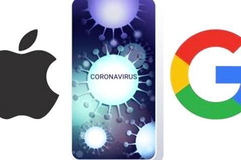 همکاری اپل و گوگل برای مهار کرونا