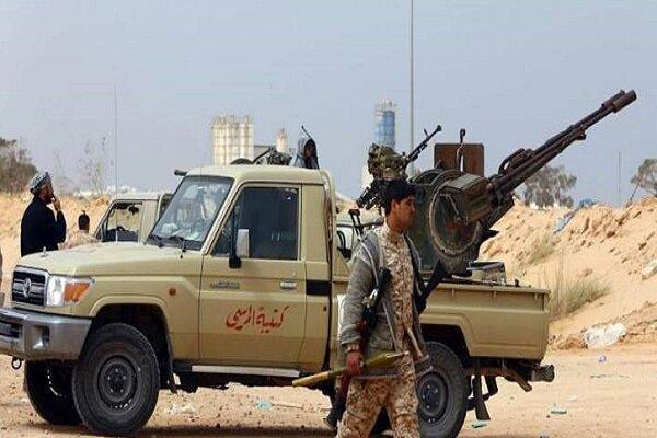 ارتش حفتر: پهپاد ترکیه ای را در جنوب غرب لیبی سرنگون کردیم