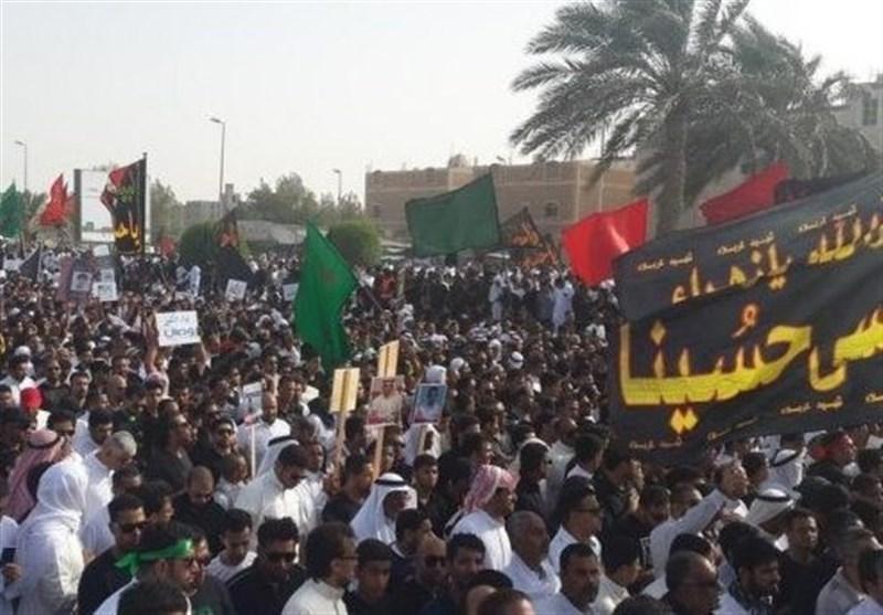 عربستان، برگزاری مراسم باشکوه عاشورای حسینی در قطیف با وجود سرکوبگری آل سعود
