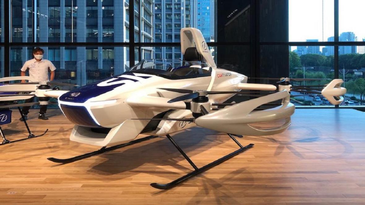رویای ماشین های پرنده به واقعیت نزدیک شد