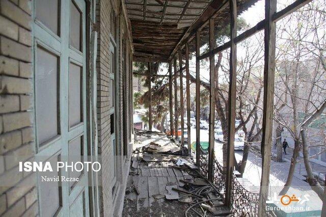 عکاسخانه مانی شیراز در یک قدمی نابودی