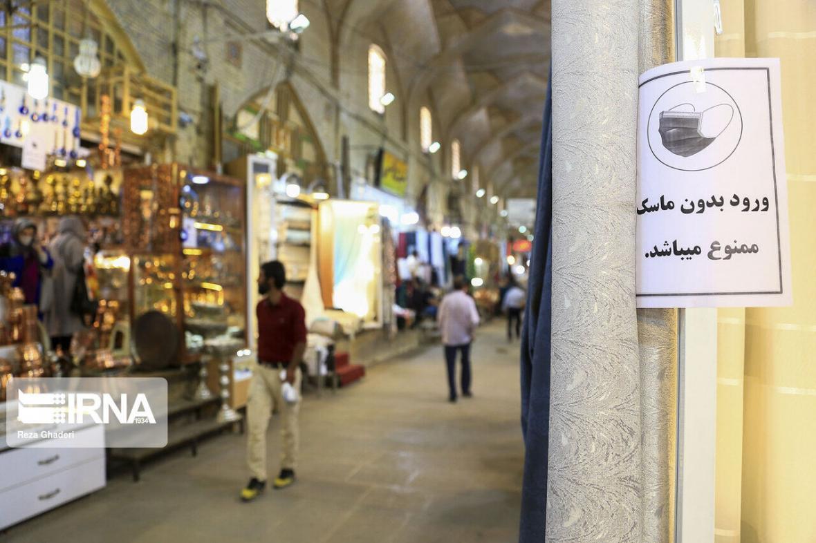 خبرنگاران محدودیت های کرونایی اصناف در تربت حیدریه اعمال می شود
