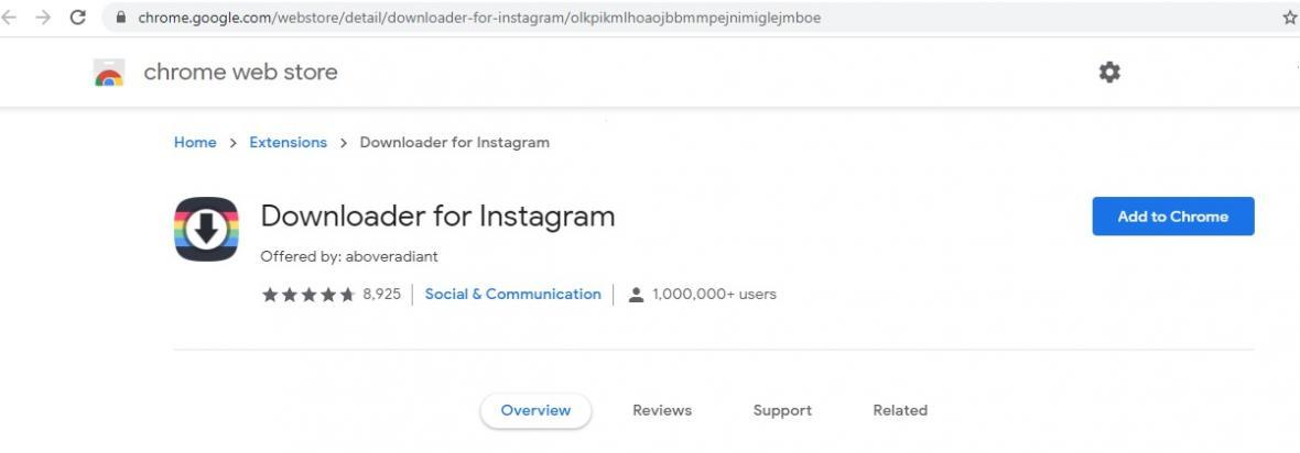 چگونه همزمان همه پست ها و استوری های یک صفحه اینستاگرام را دانلود کنیم؟