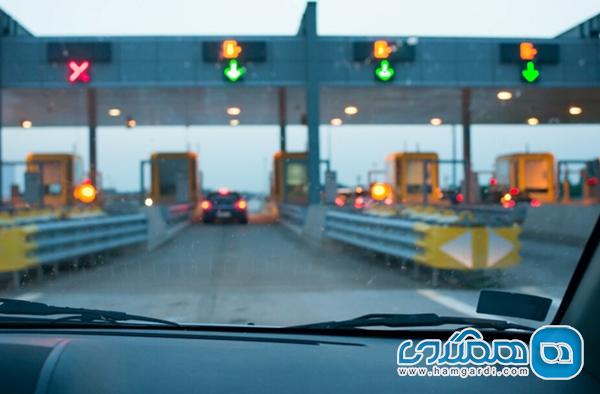 بدون توقف در جاده عوارض را پرداخت کنید!