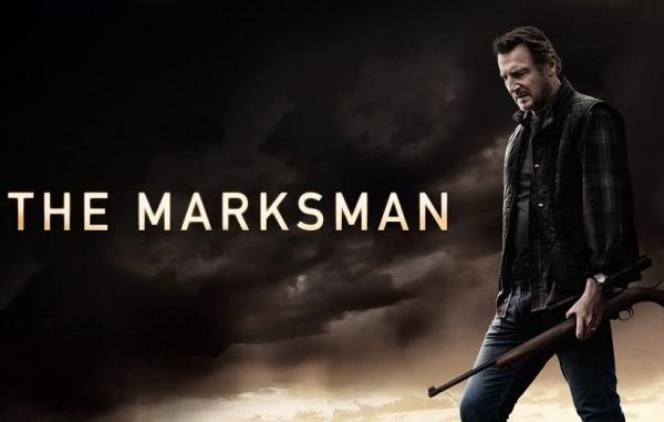 لیام نیسون با فیلم مارکسمن، واندروومن را شکست داد
