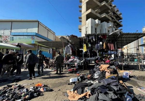 سخنگوی ائتلاف دولت قانون: عاملان عملیات تروریستی بغداد دو تبعه سعودی بودند