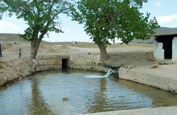 خشک شدن 27 درصد قنات های استان زنجان